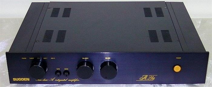 Sugden A21a Class A Amplifier (used) Sugden10
