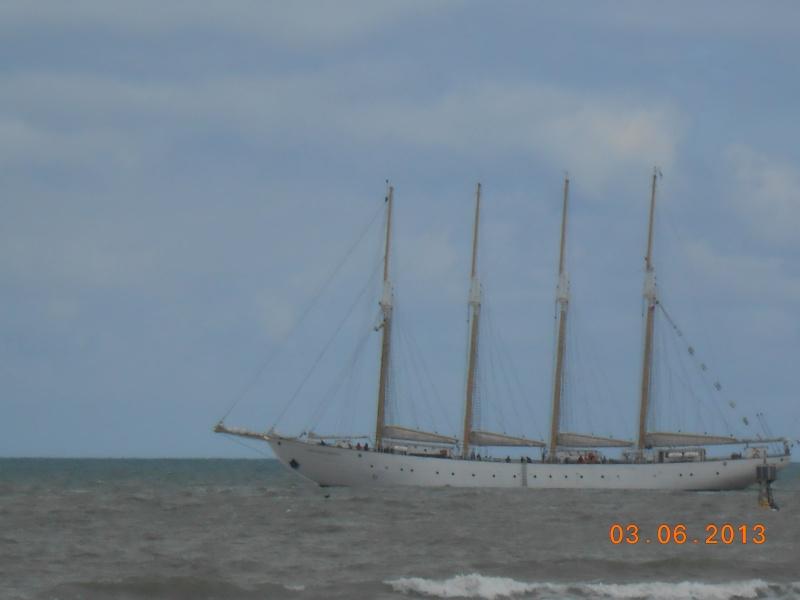 [ Marine à voile ] GRANDS VOILIERS A DUNKERQUE Dscn1314
