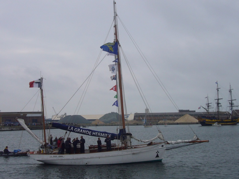 [ Marine à voile ] GRANDS VOILIERS A DUNKERQUE P1050910