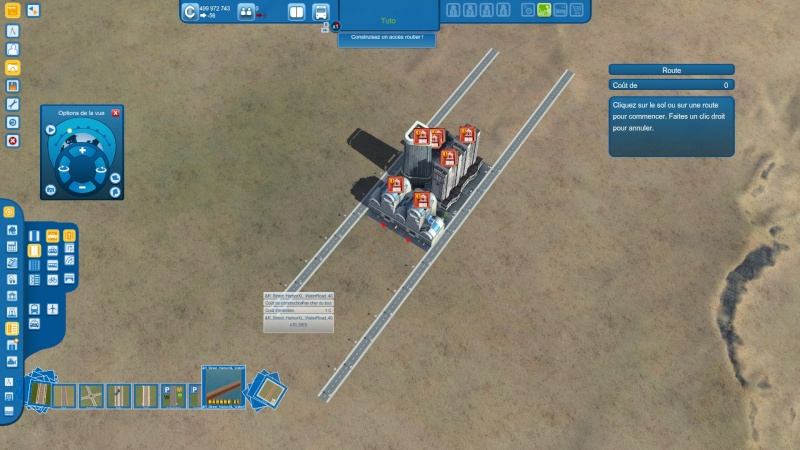 [Tuto] Construire un Tunnel sous un CDB! Gamesc13