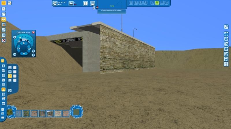 [Tuto] Construire un Tunnel sous un CDB! Gamesc15