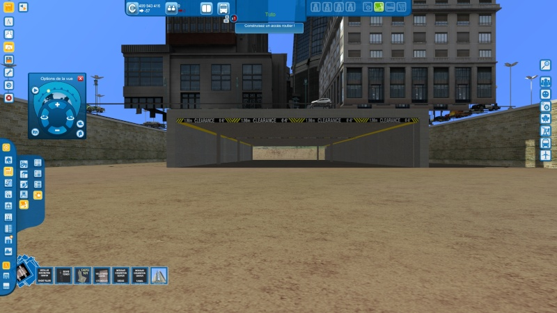 [Tuto] Construire un Tunnel sous un CDB! Gamesc22