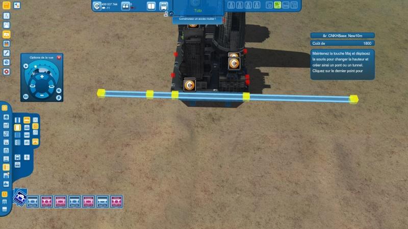 [Tuto] Construire un Tunnel sous un CDB! Gamesc23