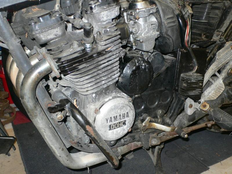 bistrot racer XJ 600 04812