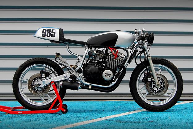 bistrot racer XJ 600 Yamaha10