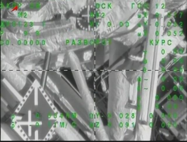 Lancement, amarrage et atterrissage de Soyouz TMA-07M  - Page 3 Sans_t10