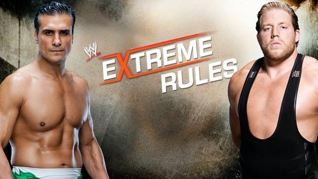 WWE Extreme Rules du 19/05/2013 20130511