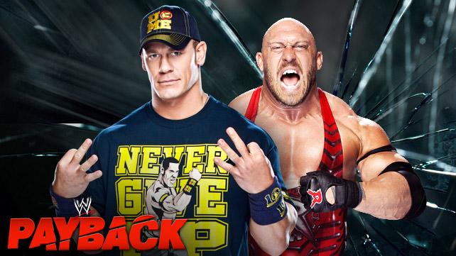 WWE Payback du 16/06/2013 20130516