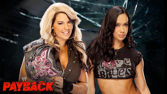 WWE Payback du 16/06/2013 20130613