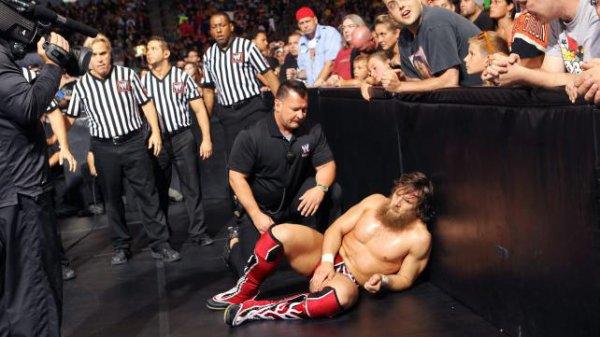 [Rumeurs] Altercation entre Daniel Bryan et Triple H ? 31690910