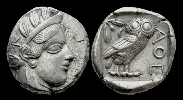 Monnaies grecques Tetrad11