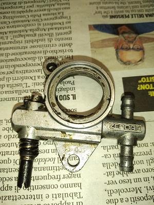 Motosega potatura AMA TH25.10 Pompa_10