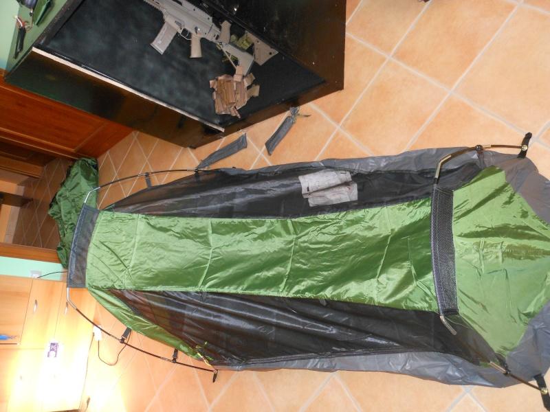 Recensione della tenda monoposto dell Gelert modello Solo Dscn0320