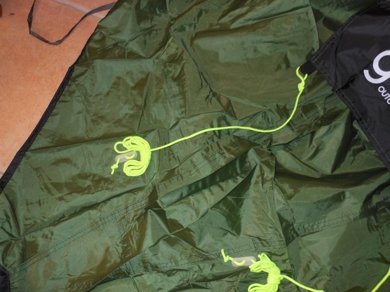 Recensione della tenda monoposto dell Gelert modello Solo Dscn0321