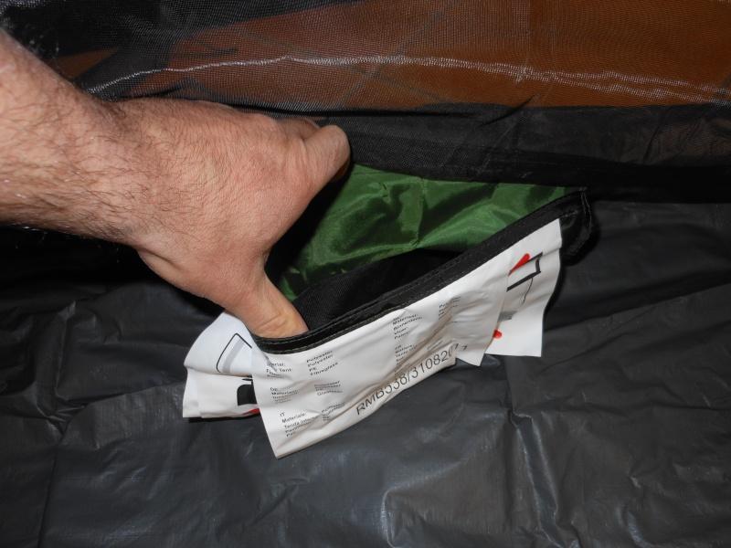 Recensione della tenda monoposto dell Gelert modello Solo Dscn0324