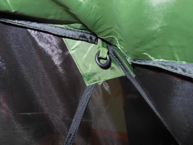 Recensione della tenda monoposto dell Gelert modello Solo Dscn0325