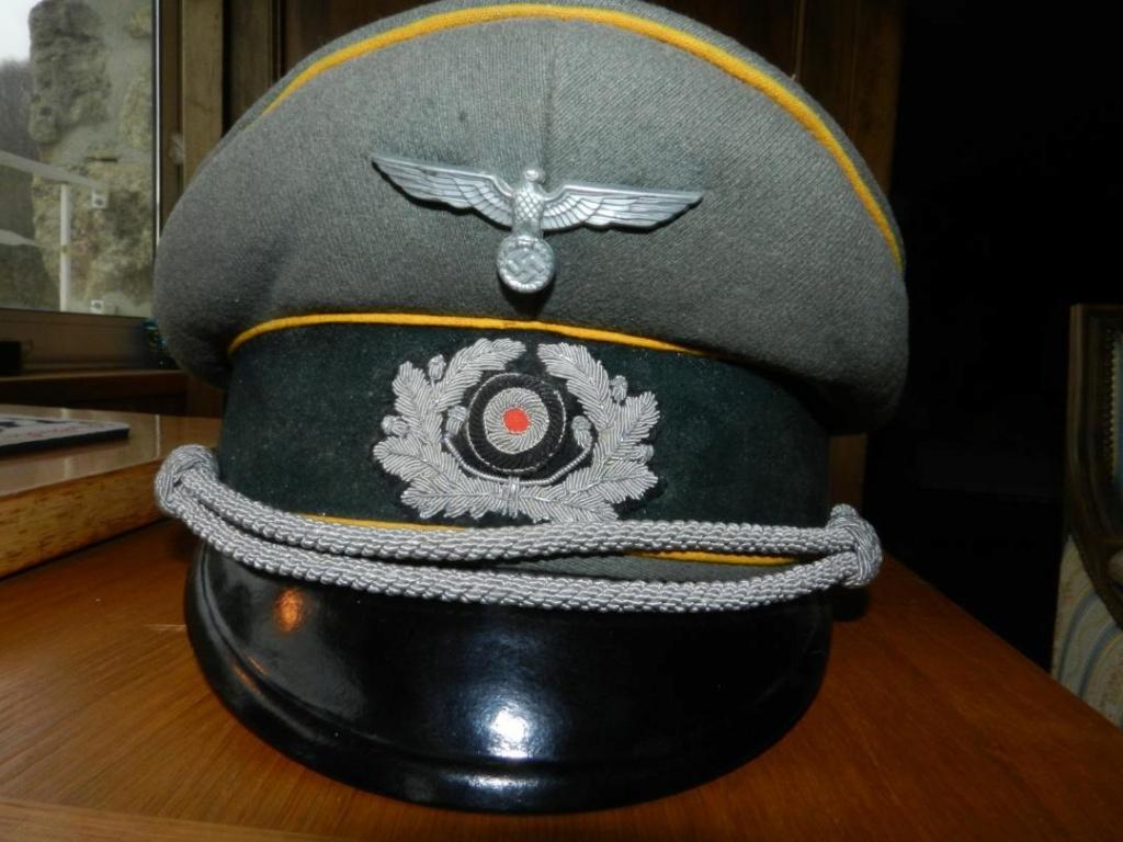 casquette allemande 110