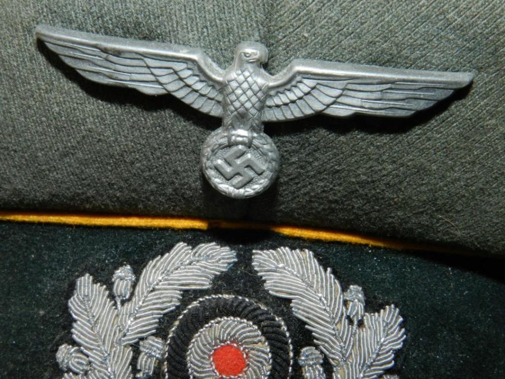 casquette allemande 210