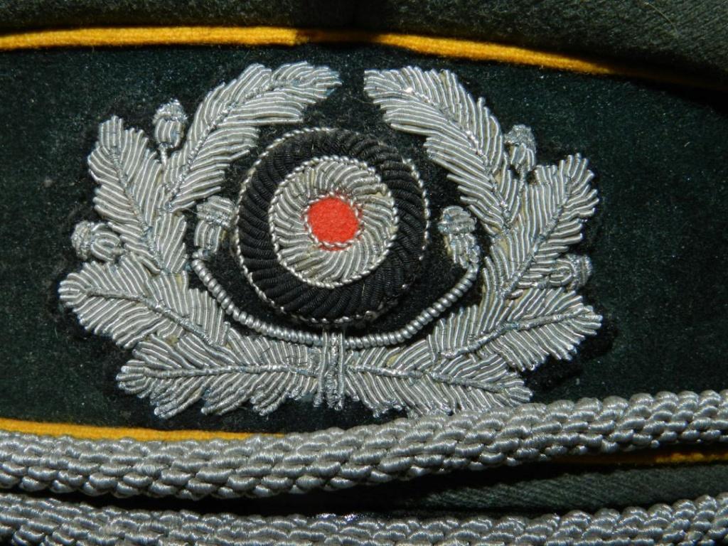 casquette allemande 311