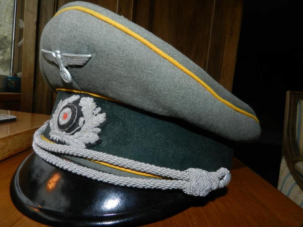 casquette allemande 412