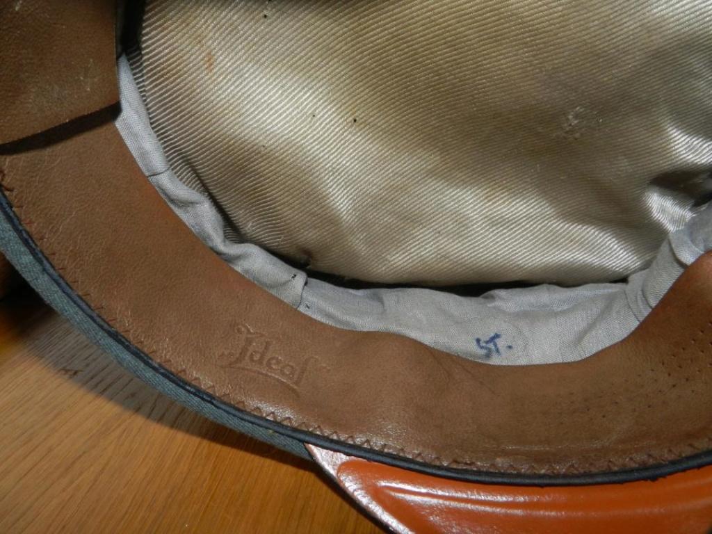 casquette allemande 510