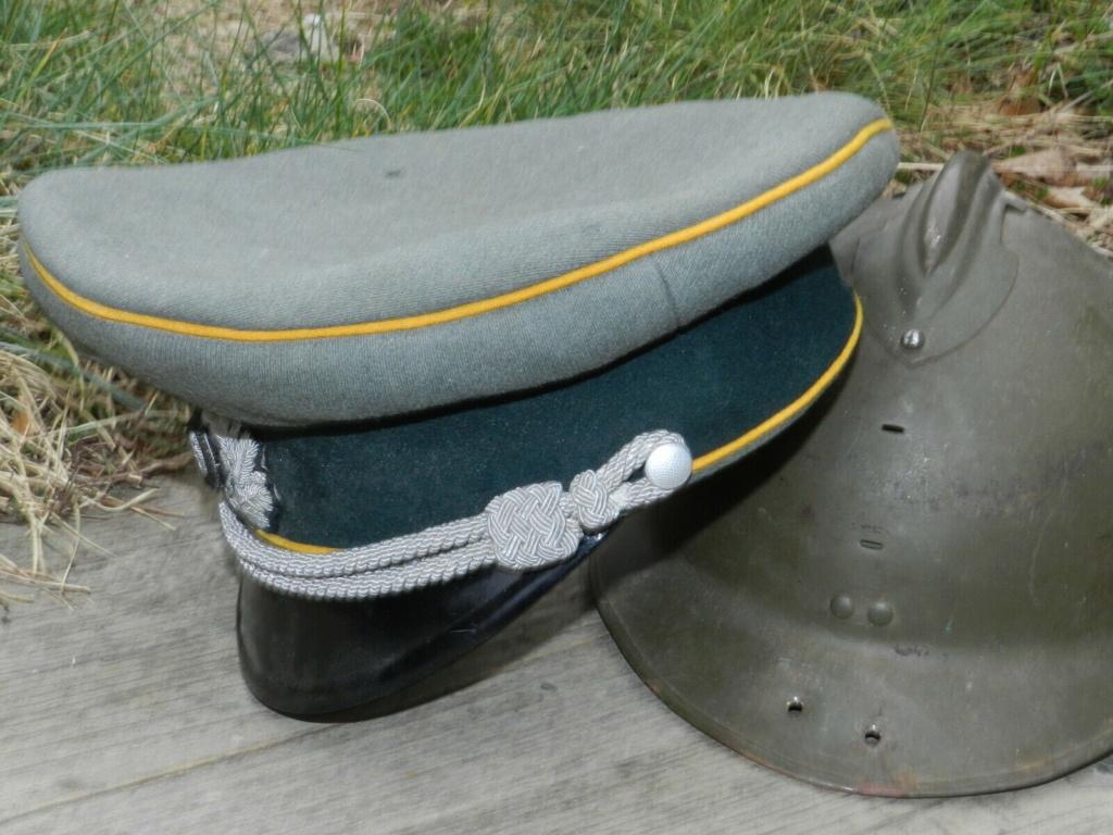 casquette allemande 610