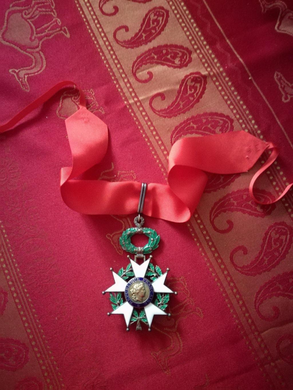 Commandeur de la Légion d'Honneur / Estimation Img_2029