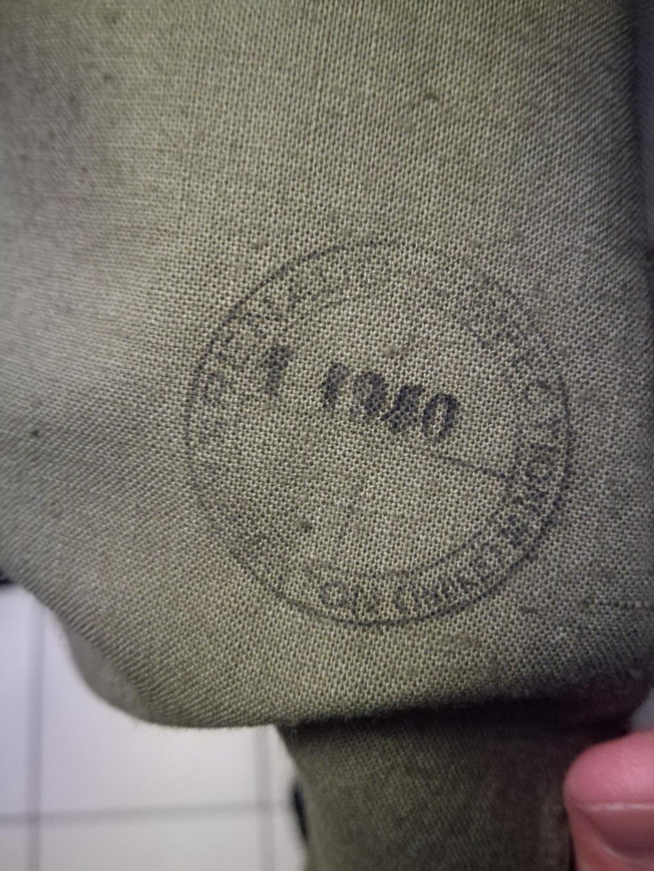 Chemise 1939-1945 française datée 1940 G.DESCHAMPS Img_2350