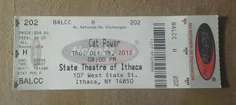 10/18/12 - Ithaca, NY, State Theater 10-18-10