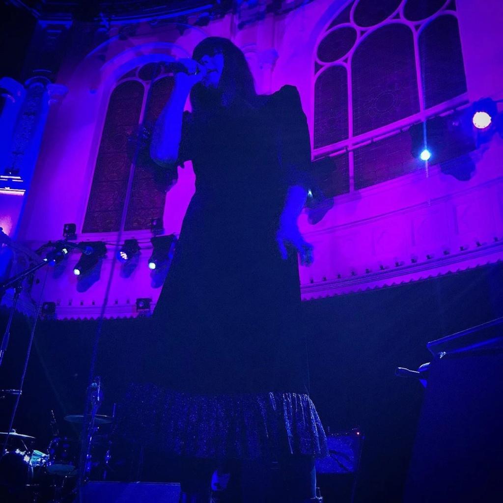 7/10/19 - Amsterdam, Netherlands, Paradiso 1070