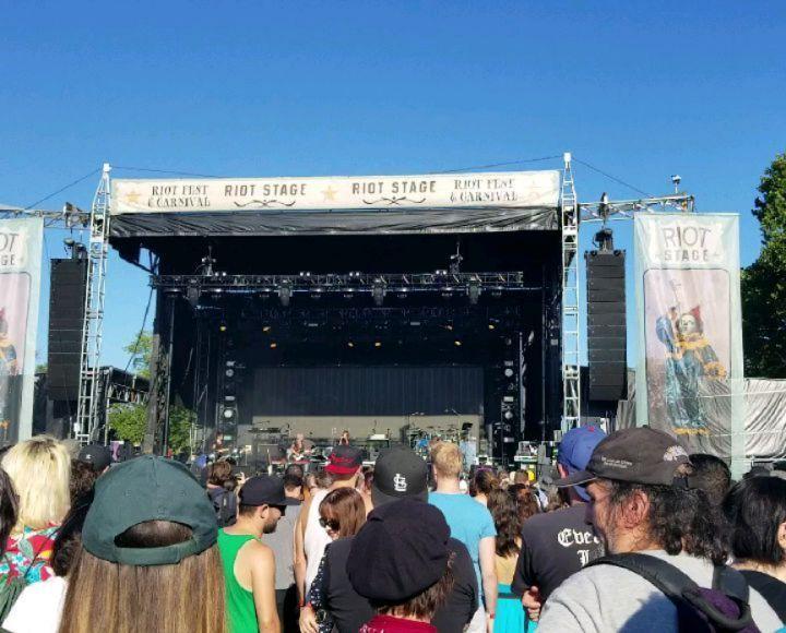 """9/15/18 - Chicago, IL, Douglas Park, """"Riot Fest"""" 1116"""