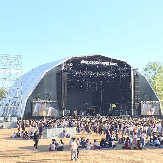 "7/18/19 - Sesimbra, Portugal, Praia do Meco, ""Super Bock Super Rock Festival"" 1173"