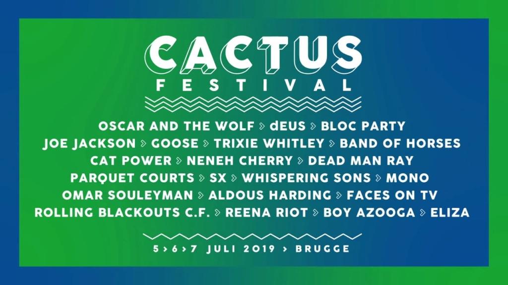 """7/6/19 - Bruges, Belgium, Minnewaterpark, """"Cactus Festival"""" 1261"""