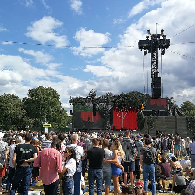 "7/12/19 - London, United Kingdom, Hyde Park, ""British Summer Time 2019 - Bob Dylan + Neil Young Concert"" 1267"