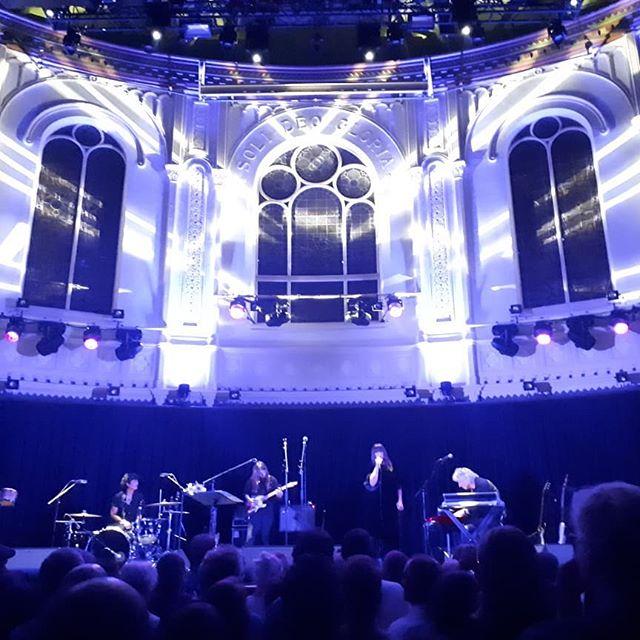 7/10/19 - Amsterdam, Netherlands, Paradiso 1362