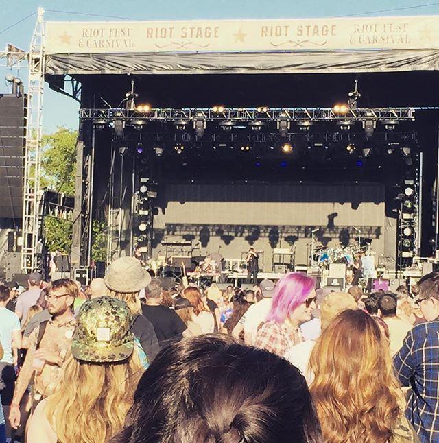 """9/15/18 - Chicago, IL, Douglas Park, """"Riot Fest"""" 1415"""