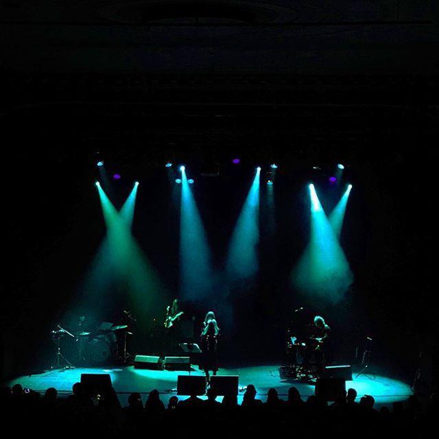 10/9/18 - Toronto, Canada, The Danforth Music Hall 1421