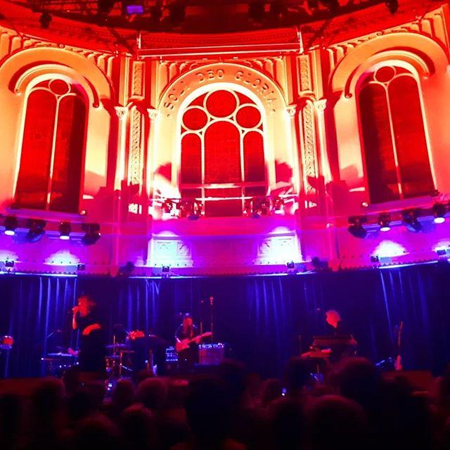 7/10/19 - Amsterdam, Netherlands, Paradiso 1457