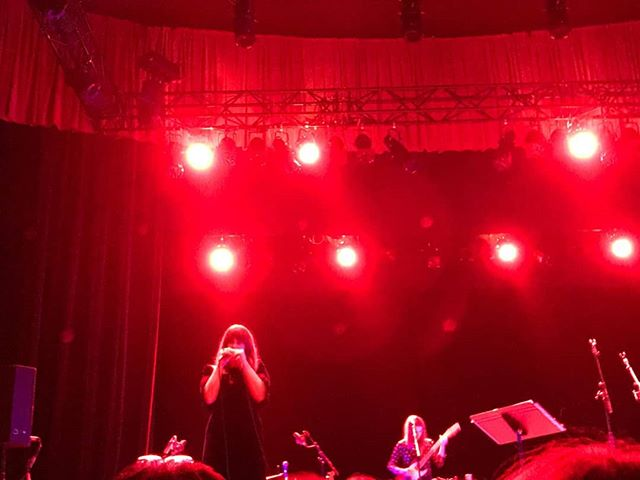 11/2/18 - Madrid, Spain, Teatro Circo Price 1527