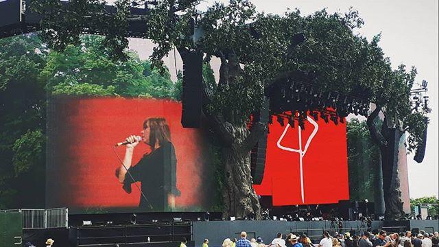"7/12/19 - London, United Kingdom, Hyde Park, ""British Summer Time 2019 - Bob Dylan + Neil Young Concert"" 1554"