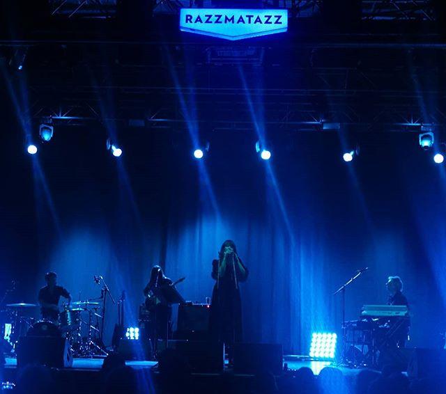 11/1/18 - Barcelona, Spain, Razzmatazz 1626