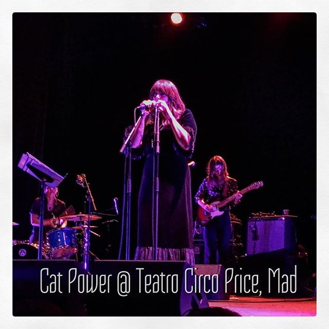 11/2/18 - Madrid, Spain, Teatro Circo Price 1627