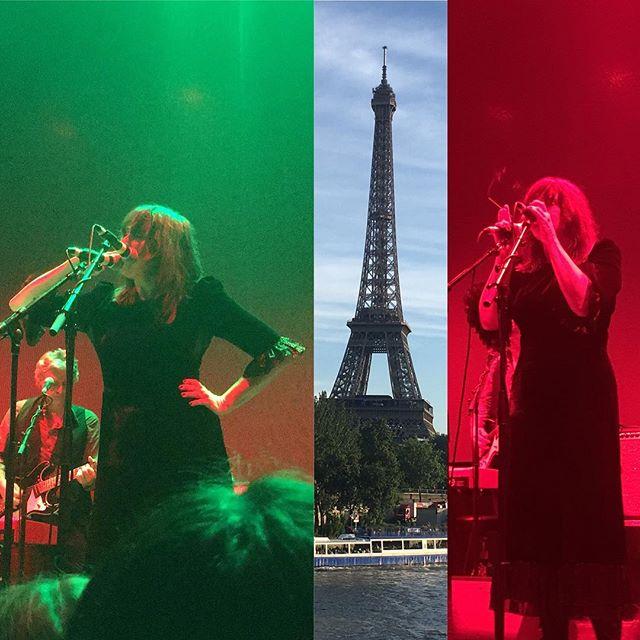 """6/7/18 - Paris, France, Palais de Tokyo, """"Secret Show"""" 1712"""