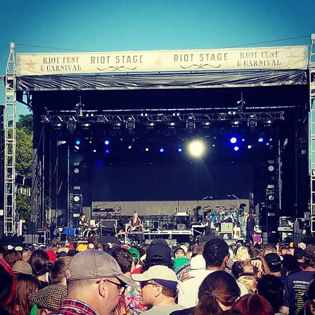 """9/15/18 - Chicago, IL, Douglas Park, """"Riot Fest"""" 1715"""