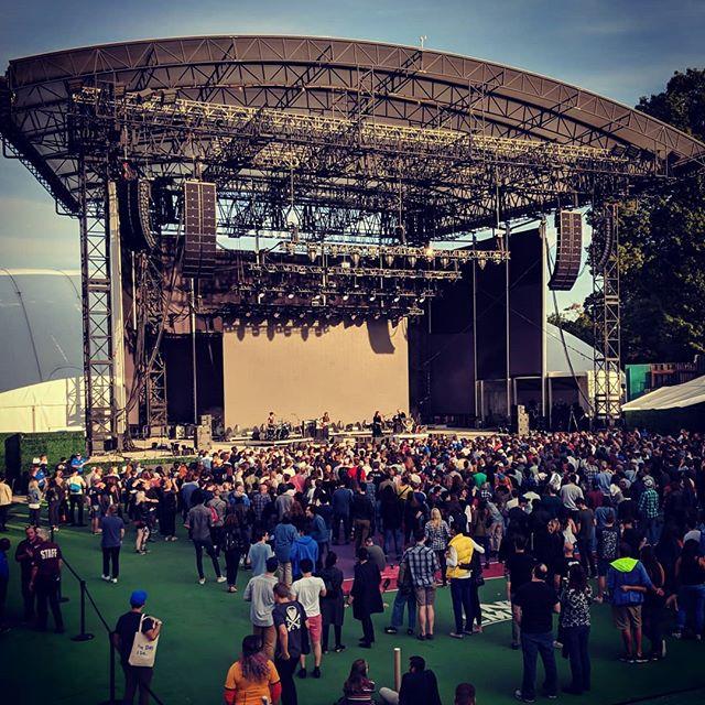 9/30/18 - Queens, NYC, Forest Hills Stadium 1718