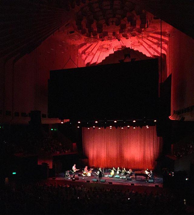 "5/31/18 - Sydney, Australia, Sydney Opera House, ""Moon Pix 20th Anniversary Concert"" 1810"