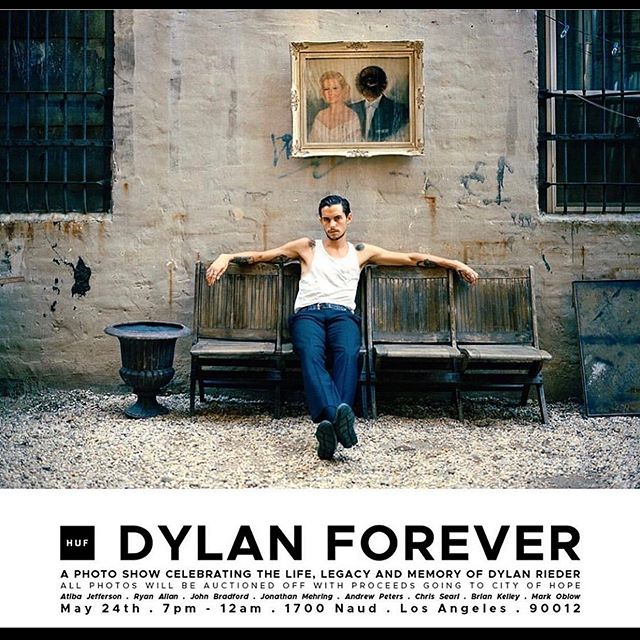 """5/24/19 - Los Angeles, CA, 1700 Naud, """"Dylan Forever"""" 195"""