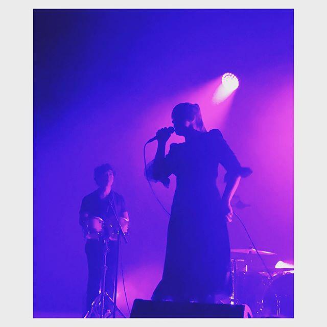 """7/4/19 - Paris, France, Grande salle Pierre Boulez - Philharmonie, """"Days Off Festival"""" 2038"""