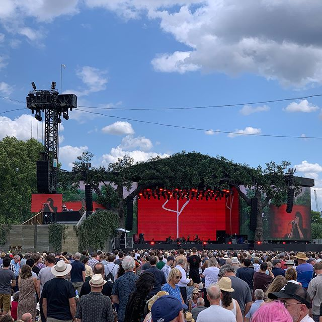 "7/12/19 - London, United Kingdom, Hyde Park, ""British Summer Time 2019 - Bob Dylan + Neil Young Concert"" 2102"