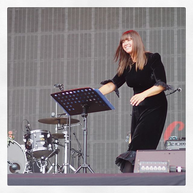 "7/21/19 - Southwold, United Kingdom, Henham Park, ""Latitude Festival"" 2108"